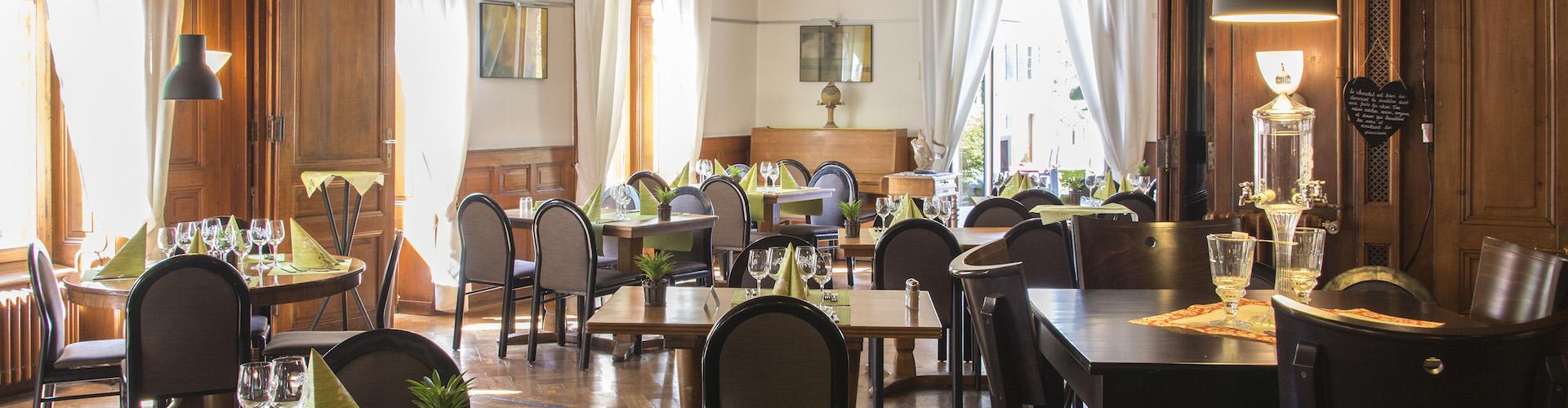 Restaurant de l'Hôtel de l'Aigle