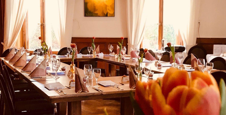 Banquet à l'Hôtel de l'Aigle