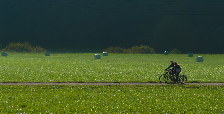 E-Bikes-Vermietung